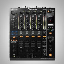 DJ Mixer Rental