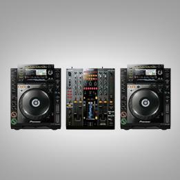 DJ Rental Packages
