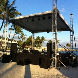 High Quality Stage Equipment Rental for your Concert Venue