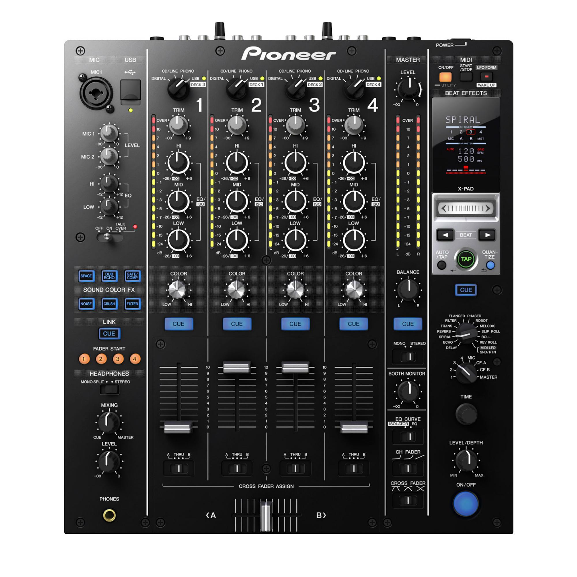 rent-pioneer-djm-900srt-mixer