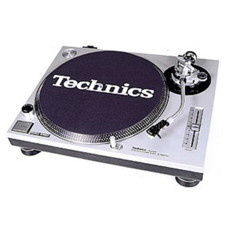 Technics Sl 1200 Mk2 Turntable Rental Dj Peoples