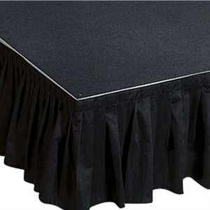 8-x-8-Stage-Rental-Skirt-Miami