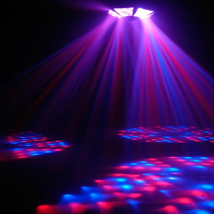 Chauvet Vue 6 1 Led Party Light Rental Dj Peoples