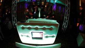 WeddingDJBoothMarcVanetrusscustomuplightingMiami