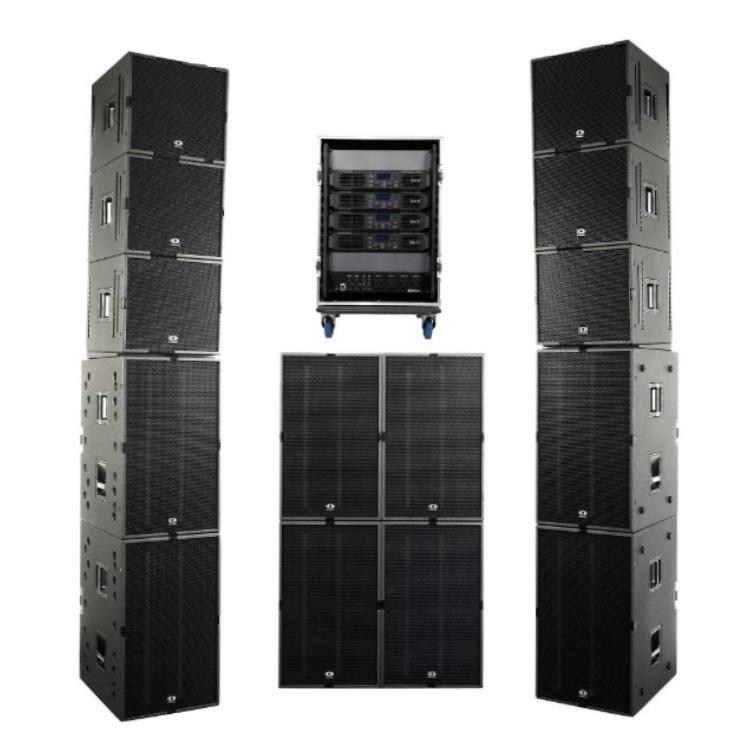 Dynacord Cobra 4 Line Array Sound System Rental Dj Peoples