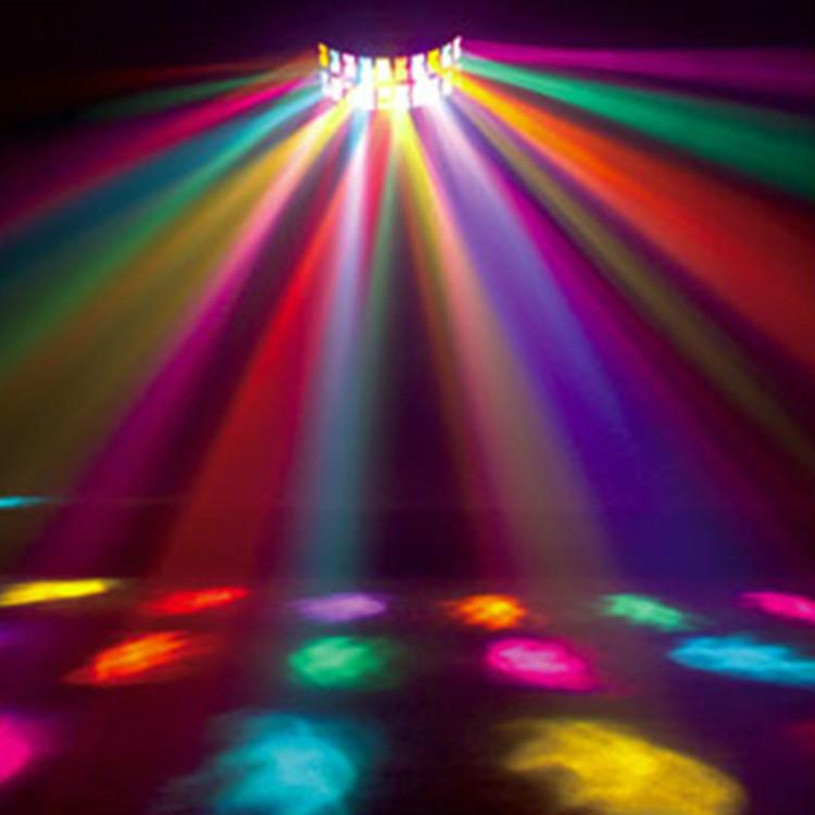 Smoke Machine Rental >> American DJ Aggressor Party Light Rental - DJ Peoples