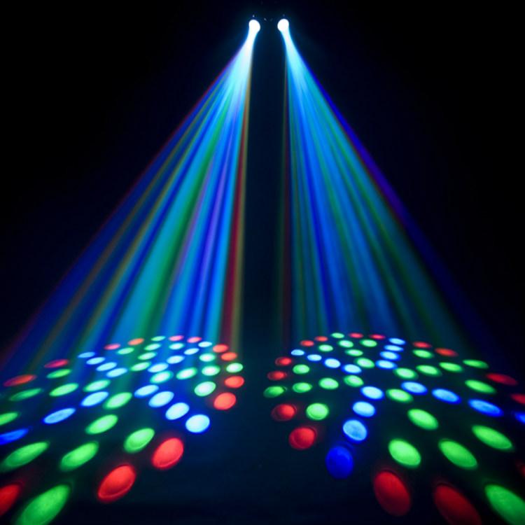 Smoke Machine Rental >> Chauvet J-Five LED Party Light Rental - DJ Peoples
