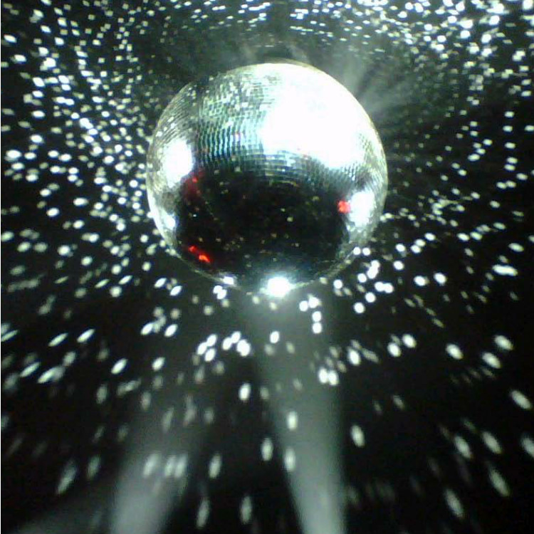 Disco Ball With Spotlight Rental Mirror Ball Dj Peoples