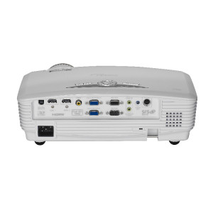 rent-optoma-hd25-projector-rear