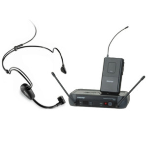 shure-pgx14-wireless-headset-and-lavalier-microphone-rental-miami