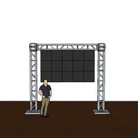 15 panels-8.5 x 5