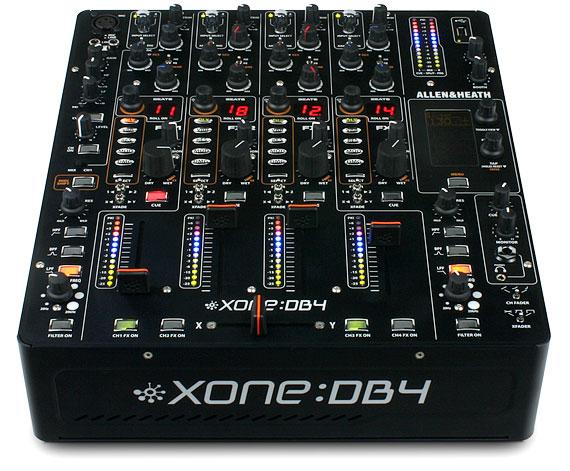 Allen & Heath Xone-DB4
