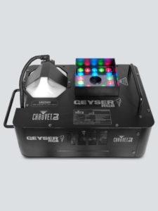 Geyser Smoke Machine